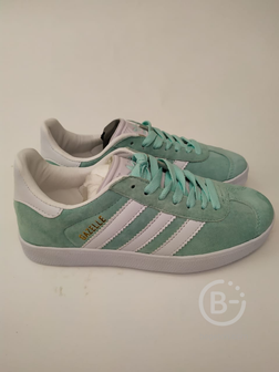 Adidas Gazelle зелёные