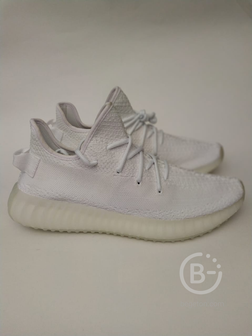 Adidas Yeezy белые