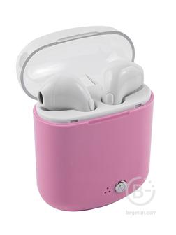 Беспроводные наушники TWS mObility mt 08, розовый