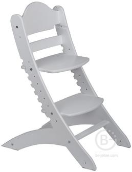 """Детский растущий стул """"Два Кота"""" M1 цвет Белый"""