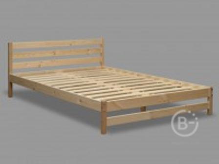 Кровать двуспальная - Sw