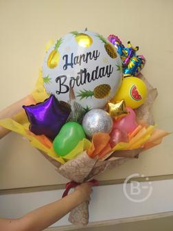 Букет из шаров День рождения
