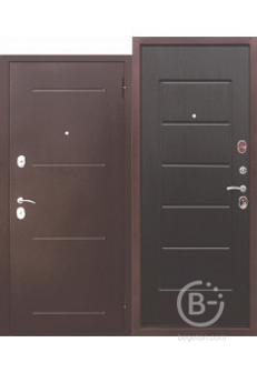 Входная дверь 7,5 Гарда Венге Входная дверь 7,5 Гарда Венге Россия