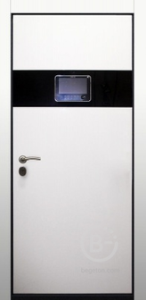 Двери с электронными системами доступа