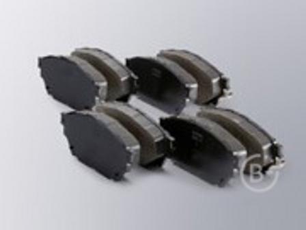 Тормозные колодки для дискового тормоза