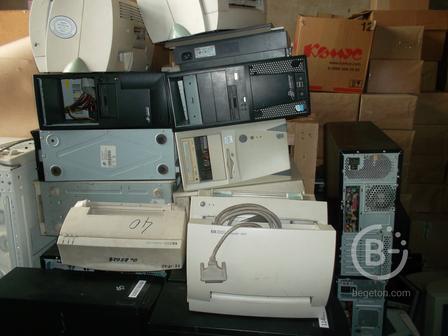 Утилизация компьютерного оборудования в Ярославле