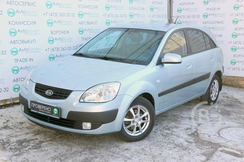 KIA Rio, 2009