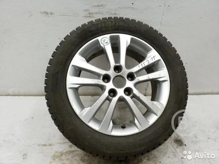 Диск колеса литой Kia Ceed 2 R16