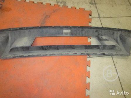 Юбка задняя Volkswagen Touareg 2 2010-2014