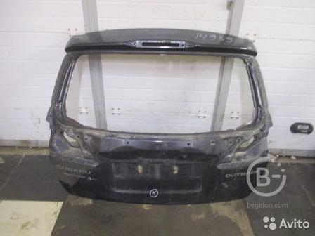 Дверь багажника Subaru Outback IV 2009-2012