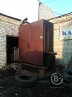 Пиролизный котел утилизатор КОП-300