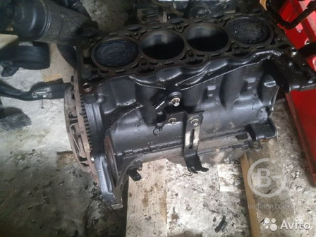 Блок двигателя Opel Astra Corsa Tigra Meriva