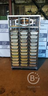 Пресс-башни ASP-PB