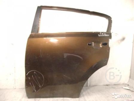 Дверь задняя левая Kia Sportage 4 QL