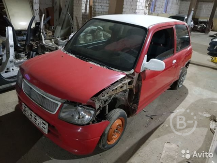 Daihatsu Cuore 2001 1.0 АКПП в разборе