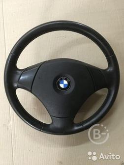 Рулевое колесо (BMW X1)