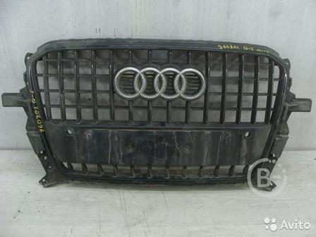 Решетка радиатора Audi Q5 Рестайлинг 2012-2017