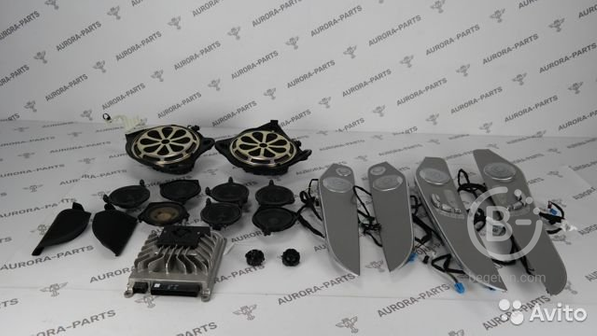 Комплект акустики Burmester Mercedes C-Klasse W205