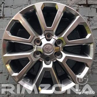 Новые диски Toyota Prado 3 R18 6x139.7