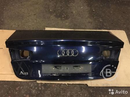 Крышка багажника Audi A6 (C7 4G) 2011-2014