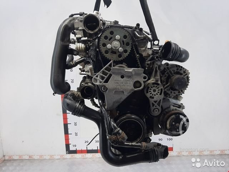 Двигатель для Audi A4 B6 038100098BV