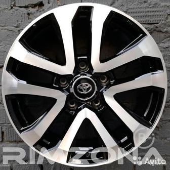Новые стильные диски Toyota Land Cruiser 200