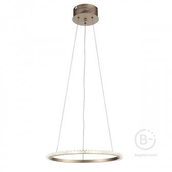 Подвесной светодиодный светильник ST Luce Cremo SL1501.203.01