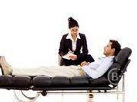 Помощь врача-психотерапевта, сеанс 60 минут