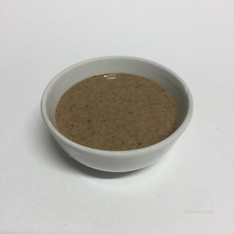Урбеч из ядер миндаля - 500 гр
