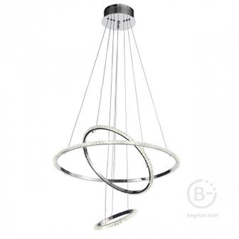 Подвесной светодиодный светильник ST Luce Cremo SL1501.103.03
