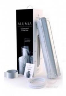 Теплолюкс Alumia – тонкий теплый пол