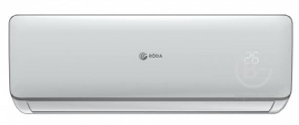 Кондиционер RODA Silver Inverter RS-AL09F/RU-AL09F