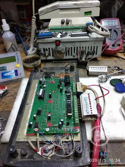 Отремонтирую оборудование подъездного домофона