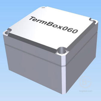 TermBox060, коробка соединительная для подключения кабелей управления