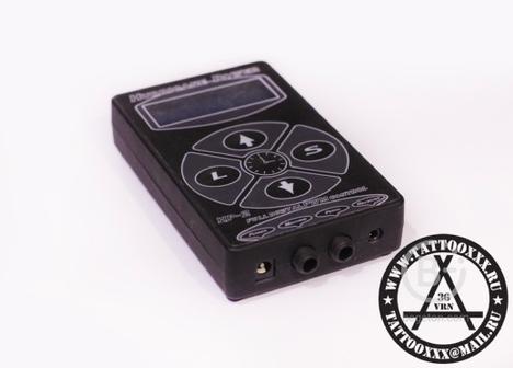 Блок питания HP-2 Hurricane Power для тату машинок