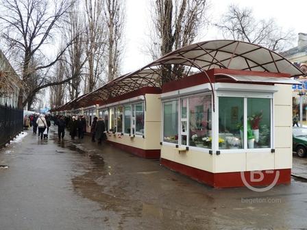 Киоски, павильоны в Воронеже