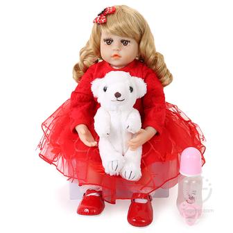 Куклы Reborn мягконабивные.