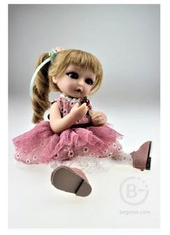 Куклы Reborn полностью силикон виниловые.