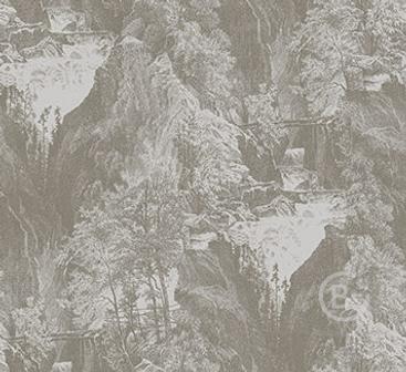обои с рисунком леса 77074