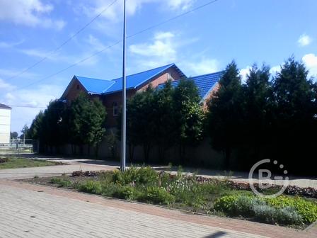 Новый кирпичный дом с участком 9 сот в Козельске