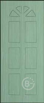 Декоративные накладки МДФ на металлические двери