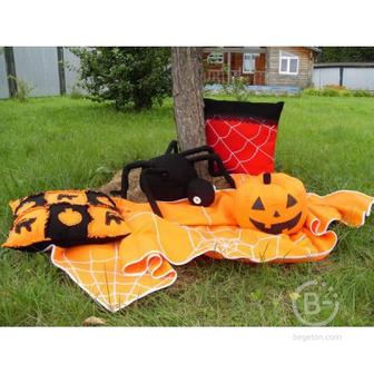Текстильный декоративный комплект для праздника Хэллоуин