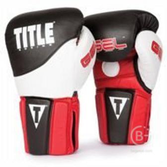 Лапы-перчатки TITLE GEL TRI-BRID