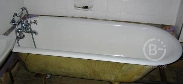 Вывозим/утилизируем ванны; приобретаем чугунные батареи