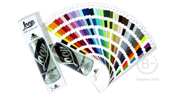 Краска LOOP 400мл (цвета в ассортименте)