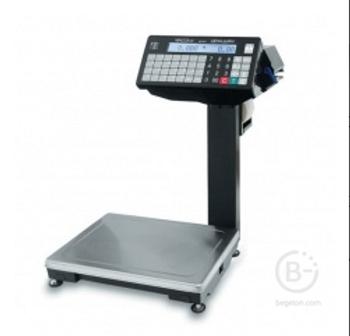 Весы с печатью этикеток ВПМ-15.2-Ф