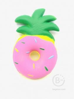 Сквиш Пончик в форме ананаса