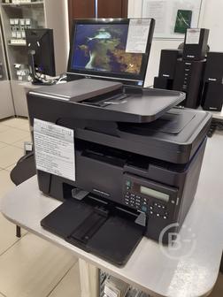 МФУ HP Laser Jet Pro MFP M127fn + факс