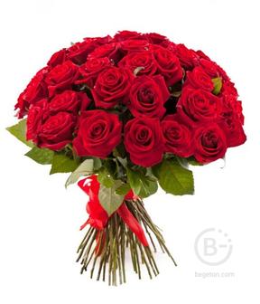 """Букет из 51 розы """"Красные"""""""