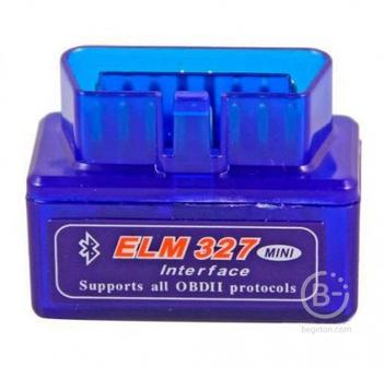АВТОСКАНЕР OBD-II ELM327 V2.1 BLUETOOTH